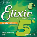 Elixir NanoWeb El.Bass Single String 5th - L Scale Custom Shop - Heavy B (.135)