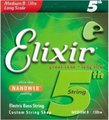 Elixir NanoWeb El.Bass Single String 5th - L Scale Custom Shop - Light B (.130)