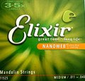 Elixir NanoWeb Mandolin 8-String (medium / .011-.040)