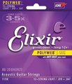 Elixir PolyWeb Ac.Guitar 80/20 Bronze Coating 12-String (light / .010-.047)