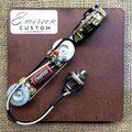 Emerson Custom Tele 4-Way Prewired Assembly (250k Ohm - for single coil / regular)
