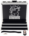 Emma Electronic AmARHyll 76 PedalBoard (with Aluminium Hard Case) Malettes et pedalboard pour pédales d'effet