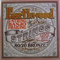 Ernie Ball 2061 Earthwood 5-String Banjo Frailing