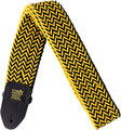 Ernie Ball 4147 Polyspun Strap (yellowjacket)
