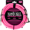 Ernie Ball 6083 Instrument Cable - 5.5m (neon pink)