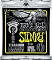 Ernie Ball Coated Slinky Titanium Regular (.010-.046)