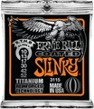 Ernie Ball Coated Slinky Titanium Skinny Top (.010-.052)