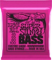Ernie Ball Super Slinky Electric Bass Strings / 2834 (45-100)