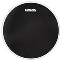 Evans TT08SO1 08' SoundOff Drumhead (Black)