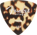 Fender 346 Shape Tortuga Picks - 6-Pack (thin)