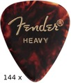 Fender 351 Shape Classic - Heavy - Tortoise Shell (144 pieces)