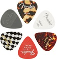 Fender 351 Shape Material Medley (6 pack, heavy)