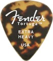 Fender 351 Shape Tortuga Picks - 6-Pack (extra heavy)