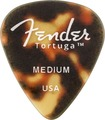 Fender 551 Shape Tortuga Picks - 6-Pack (medium)