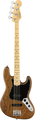 Fender American Pro Jazz Bass MN Ltd (natural roasted ash)