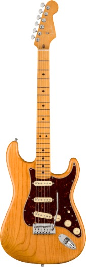 Fender American Ultra Stratocaster MN AM ULTRA STRAT MN AGN (aged natural)
