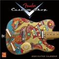 Fender Custom Shop Calendar 2020