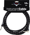 Fender Custom Shop Tweed Cable Black 3.0m, angle