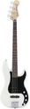 Fender Deluxe Active Precision Bass Special PF DLX ACTIVE P BASS SPEC PF OWT (Olympic White)