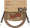 Fender Festival Instrument Cable (3m pure hemp rainbow)