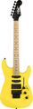 Fender LTD ED HM STRAT MN FRZN YLW (frozen yellow)