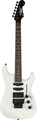 Fender LTD ED HM STRAT RW BRIGHT WHT (bright white)