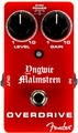 Fender Malmsteen Overdrive Pedal Guitar Distortion Pedal