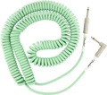 Fender Original Coil cable (30ft, 9m, surf green)