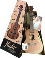 Flight NUC310 Concert Ukulele Pack (incl. FTC-33 tuner)
