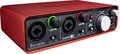 Focusrite Scarlett 2i2 USB-Interface