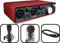 Focusrite Scarlett Studio Kit USB-Audio-Interface
