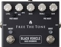 Free The Tone Black Vehicle Bass Overdrive BV-1V