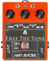 Free The Tone Heat Blaster Overdrive HB-2 Guitar Distortion Pedal