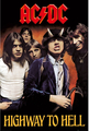 GB eye AC/DC Highway To Hell Maxi Poster (61x91.5cm)