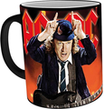 GB eye AC/DC Live Heat Change Mug (10oz - 300ml)