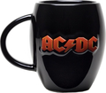 GB eye AC/DC Logo Oval Mug (15 oz - 450 ml)