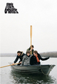 GB eye Arctic Monkeys Boat Maxi Poster (61x91.5cm)