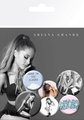 GB eye Ariana Grande Mix Badge Pack (4 x 25mm + 2 x 32mm)