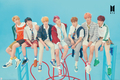GB eye BTS Group Blue Maxi Poster (61x91.5cm)