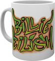 GB eye Billie Eilish Graffiti Mug (10oz - 300ml)