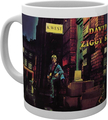 GB eye David Bowie Ziggy Stardust Mug (10oz - 300ml)