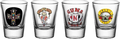 GB eye Guns N' Roses Mix Shot Glasses (4 x 20ml)