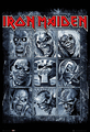GB eye Iron Maiden Eddies Maxi Poster (61x91.5cm)