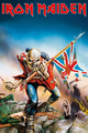 GB eye Iron Maiden Trooper Maxi Poster (61x91.5cm)