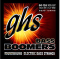 GHS Bass Boomers Set / BEAD Tuning (medium light .060-.126)