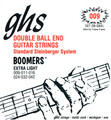 GHS DB GBL Double Ball End Boomers (extra light)