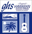 GHS H10 Hawaiian Ukulele Strings (nylon)