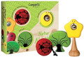 Gewa Campanilla Percussion Set Garden friends Nature lover (nature lover 3-parts)