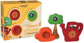 Gewa Campanilla Percussion Set Garden friends Summer friends (summer friends 3-parts)