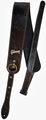 Gibson Vintage Saddle The Vintage Saddle (black) Guitar Straps
